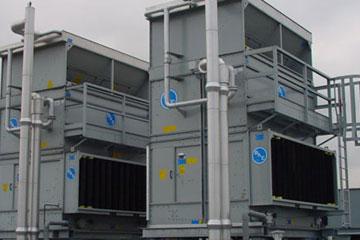 Wet / Dry Hybrid Cooler